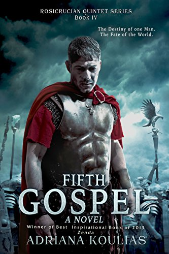 Book: Fifth Gospel - A Novel (Rosicrucian Quartet) by Adriana Koulias