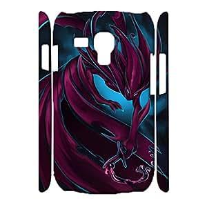Samsung Galaxy S3 Mini Mobile Phone Case Unique Visual Games Symbol Cover 3D Protective Case for Samsung Galaxy S3 Mini Phone Case