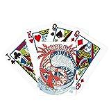 World Beach Lobster Marine Organism Poker Playing Card Tabletop Board Game Gift