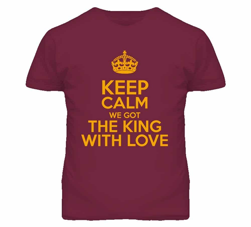 Tshirt Bandits S Keep Calm Kevin Love T Shirt