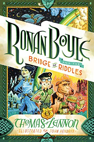 Ronan Boyle and the Bridge of Riddles (Ronan Boyle #1) by Harry N. Abrams (Image #2)