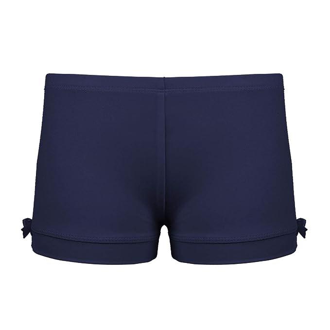 TiaoBug Pantalones Cortos Deportivas El/ásticas para Ni/ñas de Danza Gym Fitness Shorts Verano Ropa de Moda Beb/é Ni/ña Chica 2-12 A/ños
