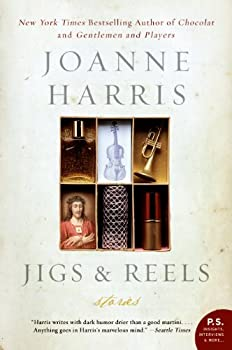 Jigs & Reels by Joanne Harris science fiction and fantasy book and audiobook reviews