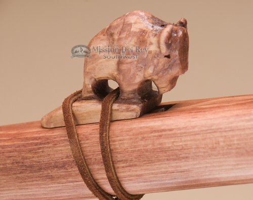 Jonah Thompson Flute Pack -Walnut Buffalo by Jonah Thompson Flutes