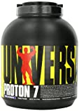 Universal Nutrition Proton 7 Milkshake, Vanilla, 5 Pounds Review