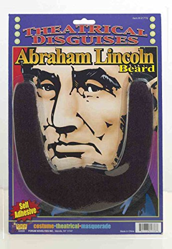 [Abraham Lincoln Beard] (Costumes With Beards)