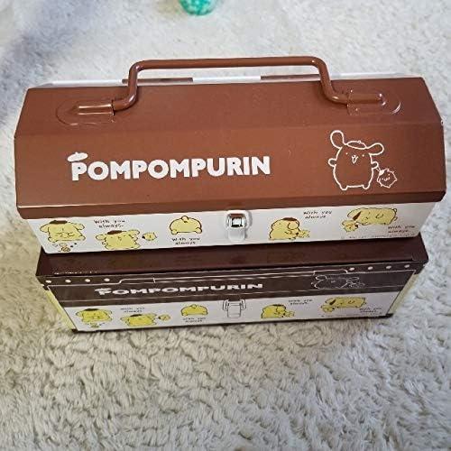 ポムポムプリン ハローキティー ツールボックス 2個セット