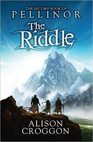Read The Riddle By Alison Croggon