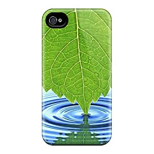 Slim Fit Protector Shock Absorbent Bumper Leaf Cases For Case Iphone 6 4.7inch Cover