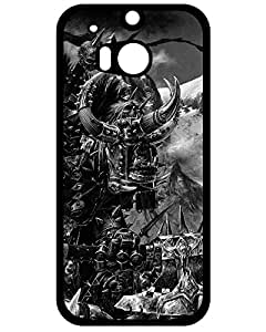 Gladiator Galaxy Case's Shop Unique Design(TM) Htc One M8 Case Cover Ultra Slim Warhammer Tpu Slim Fit Rubber Custom Protective Accessories for Girls 5323538ZA544413229M8