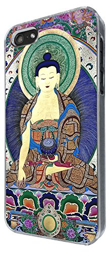 iphone 5 5S Wisdom Buddha God Religion Belief Love & peace 129 Design Hülle Case Back Cover Metall und Kunststoff