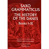Saxo Grammaticus: The History of the Danes, Books