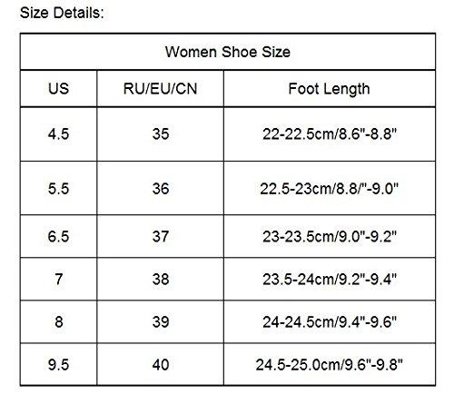 hunpta - Sandalias deportivas para mujer plata
