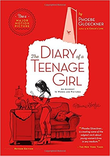 Image result for the diary of a teenage girl book