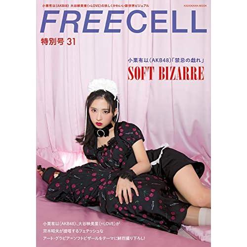 FREECELL 特別号 31 表紙画像