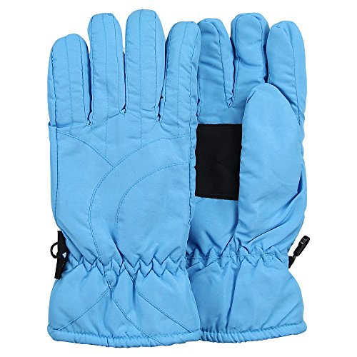 Womens Thinsulate Waterproof Microfiber Winter