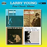 4 Classic Albums: Forrest Fire / Groove Street / Testifying / Young Blues by LARRY YOUNG