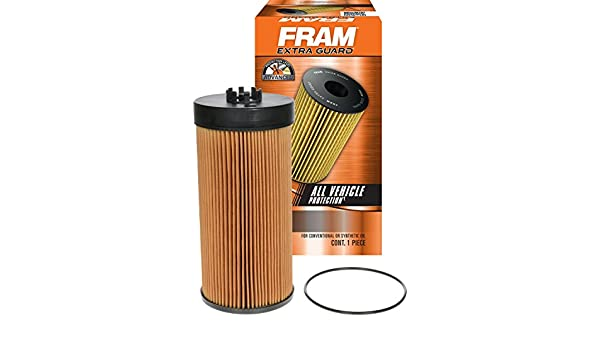 FRAM CH9558 HD Full-Flow Lube Cartridge Filter