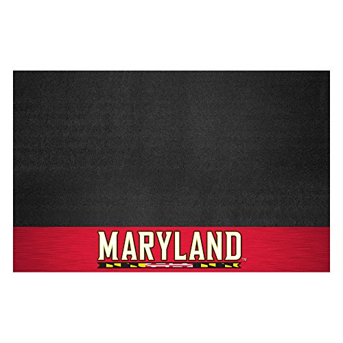 NCAA University of Maryland Terps Grill Mat Tailgate Accessory
