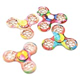 3'' CANDY PRINT HAND SPINNER, Case of 6