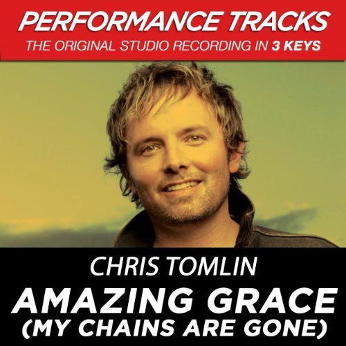 Amazing Grace (My Chains Are Gone) (Key-G-Premiere Performance Plus W/ Background Vocals) (Amazing Music Background Grace)