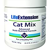 Life Extension Cat Mix (Advanced Multi Nutrient Formula) 100 Grams Powder