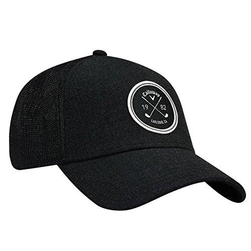 Callaway 2017 Trucker Hat, Black, One - Sports Hats Trucker