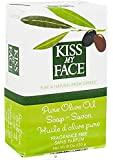 Kiss My Face Bar Soap Pure Olive Oil Fragrance Free -- 8 oz