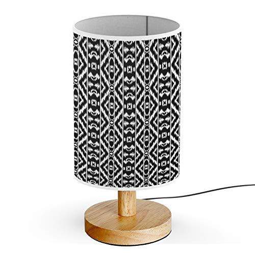 ARTSYLAMP - Wood Base Decoration Desk Table Bedside Light