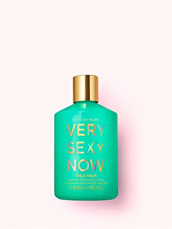 e6d13452707 Image Unavailable. Image not available for. Color  Victoria s Secret Very  Sexy Now Wild Palm Cooling Fragrance Lotion