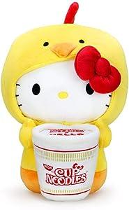 Kidrobot Nissin Cup Noodles x Hello Kitty Chicken Cup Medium Plush