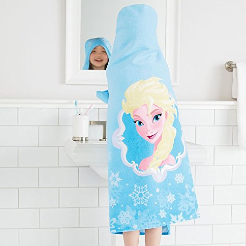 Disney Frozen Hooded Towel Swimming product image