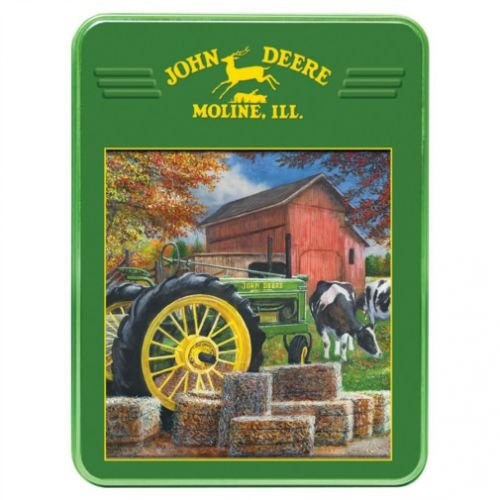 All States Ag 1000 Piece Puzzle With Collectible Tin - Ol...