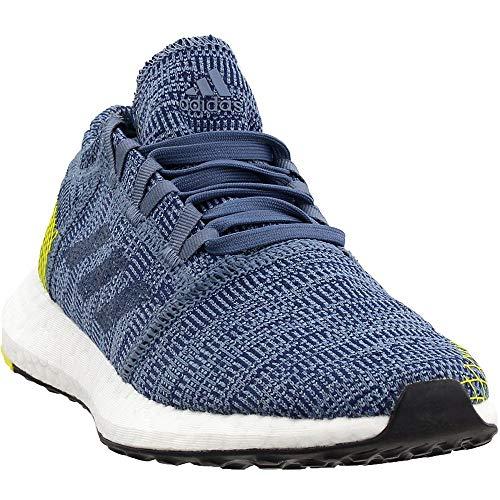 new arrivals e438e 7e26a adidas Mens Pureboost Go Athletic   Sneakers Grey