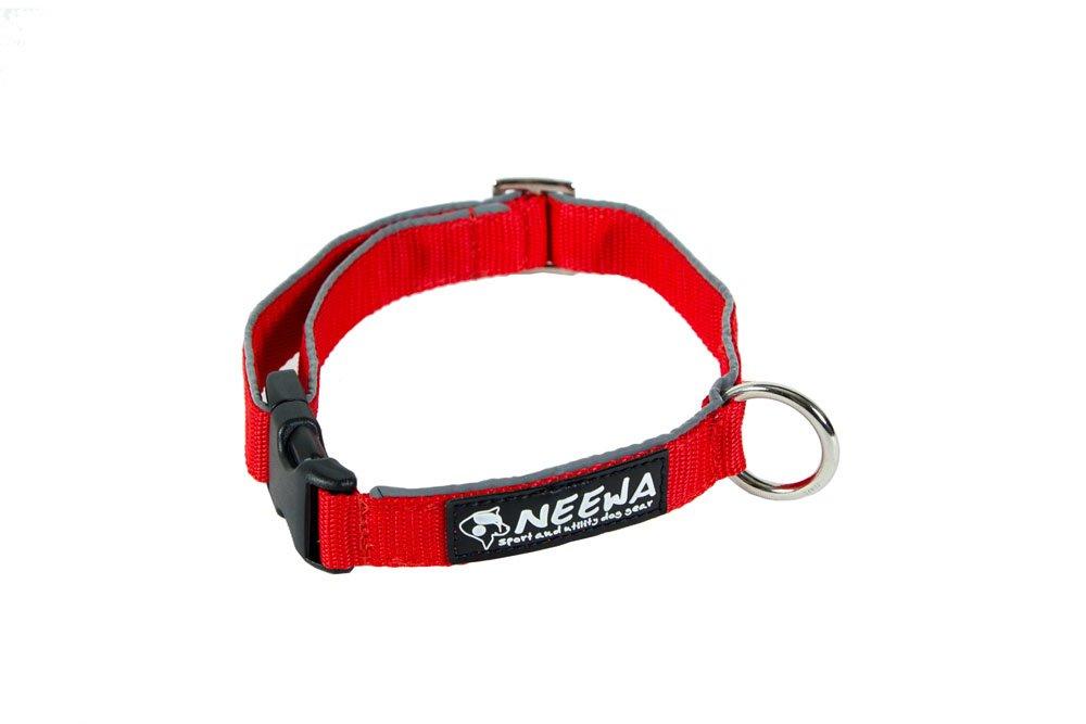 Neewa Collar Easy Fit, M, Rojo: Amazon.es: Productos para mascotas