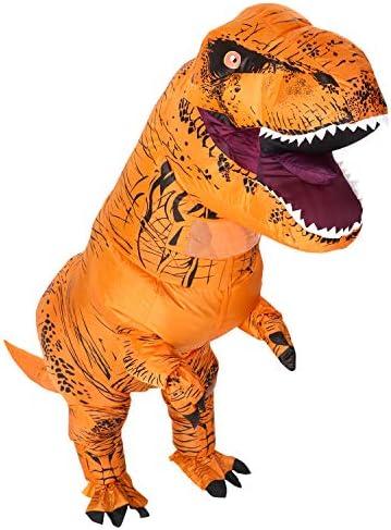 Inflatable T Rex Dinosaur Costume Halloween product image