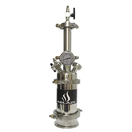 Fume & Smoke Extraction Stainless Steel Closed Column