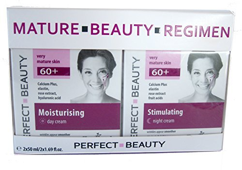 Farmona Perfect Beauty Very Mature Skin 60 +Stimulating Night Cream + Moisturizing Day ()