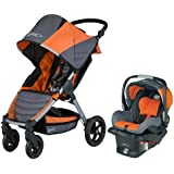 BOB Motion Travel System, Orange