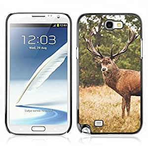 Carcasa Funda Case // Deer V0000102//Samsung Galaxy Note 2 N7100