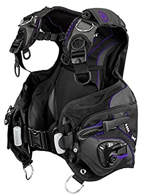 Aqua Lung Soul i3 Womens Weight-Intergrated BCD