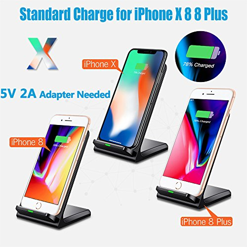 Iphone x wireless charger amazon