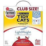 Tidy Cats LightWeight Cat Litter (19.5 lb.) - 4 PACK