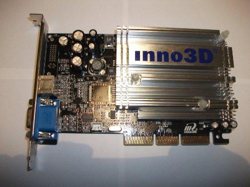 EVGA e-GeForce FX5700LE 128MB DDR AGP DVI/VGA Vide...