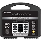 Panasonic eneloop Pro Charger with (8) AA and