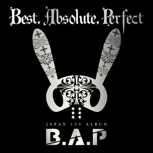 CD : B.A.P - Best.Absolute.Perfect (Japan - Import)
