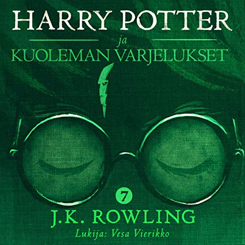 Pdf Teen Harry Potter ja kuoleman varjelukset: Harry Potter 7
