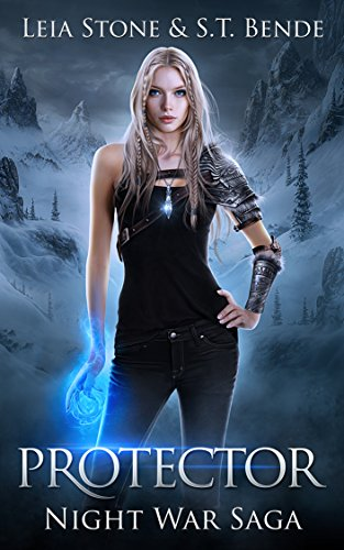 Protector (Night War Saga Book 1) by [Stone, Leia, Bende, S.T.]