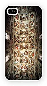 Roman Art Sistine 3 Cell Phone Funda Para Móvil Case Cover for iPhone 5 / 5s