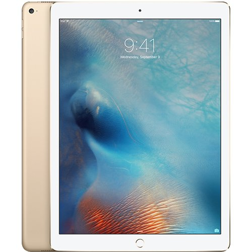 Price comparison product image Apple iPad Pro 12.9-inch 512GB MPLL2LL/A (2nd Generation, Wi-Fi + Cellular 4G LTE, Gold) Mid 2017